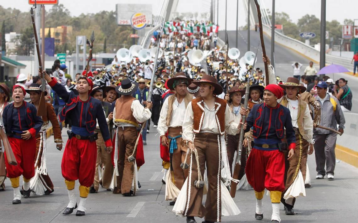 Suspenden desfile del 5 de mayo - Noticias Puebla Bla